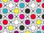 Geometry Hexagon vector