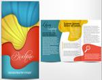 Fashion design page 30 percent vector