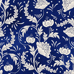 Russian style pattern background vector