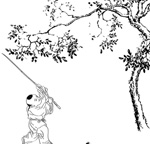 Play dates in Yuan dynasty vector