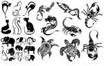 Tattoo tattoo 1 vector