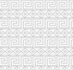 Grey pattern background vector