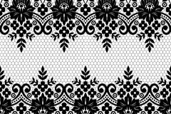 Black asymmetric pattern background vector