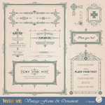 Classical certificate pattern vector