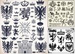 Ancient European culture vector