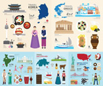 Tourism theme vector