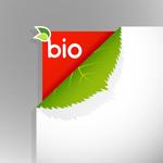 Angular leaf paper vector