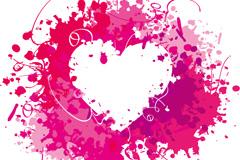 Graffiti love trend vector