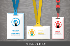 3 colour design vector