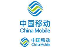 China Mobile logo vector