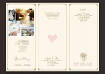 30 percent of wedding page vector