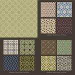 Arab tradition design vector