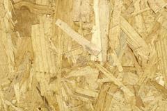 Wood scrap background vector