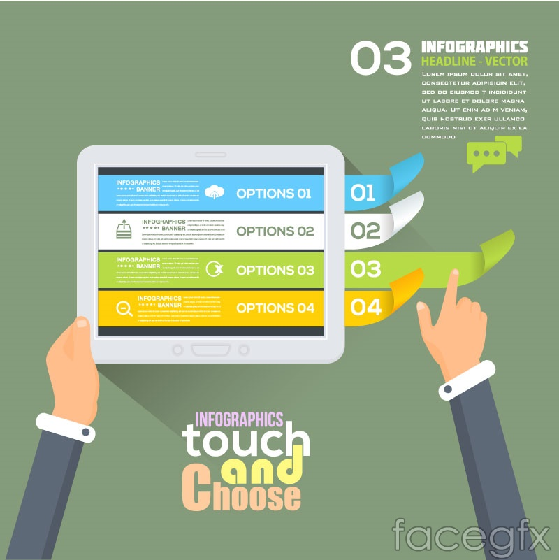 Interactive Touch Interface