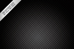 Black Twill Plaid background vector