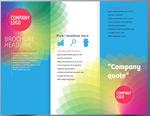 Fresh cover designs vector
