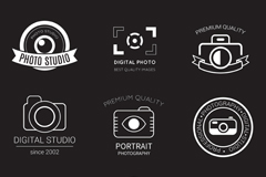 9 Studios logo design vector