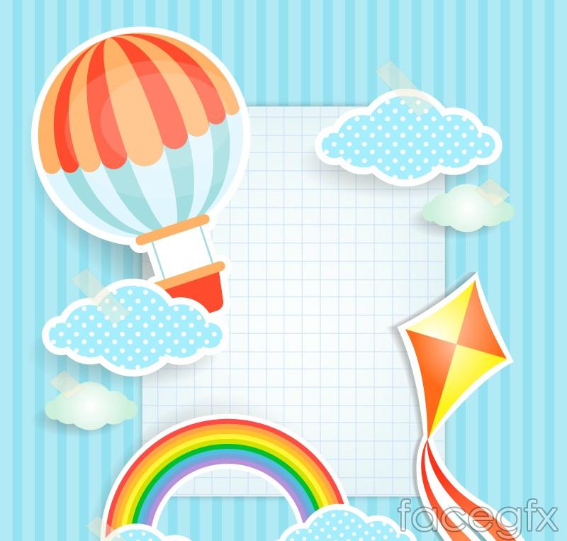 layout para blog de livros infantis
