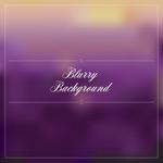 Purple fantasy backgrounds vector