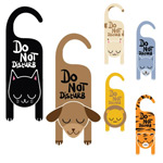 Do not disturb animals vector
