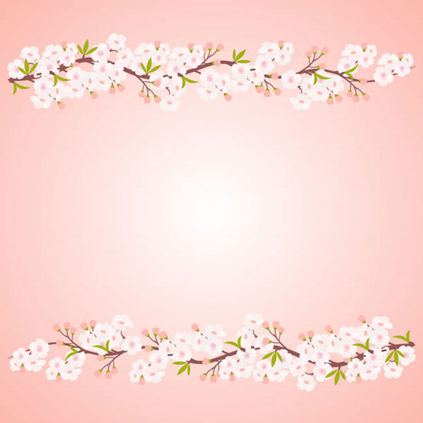 The White peach background vector will download as a .psd file. You ...