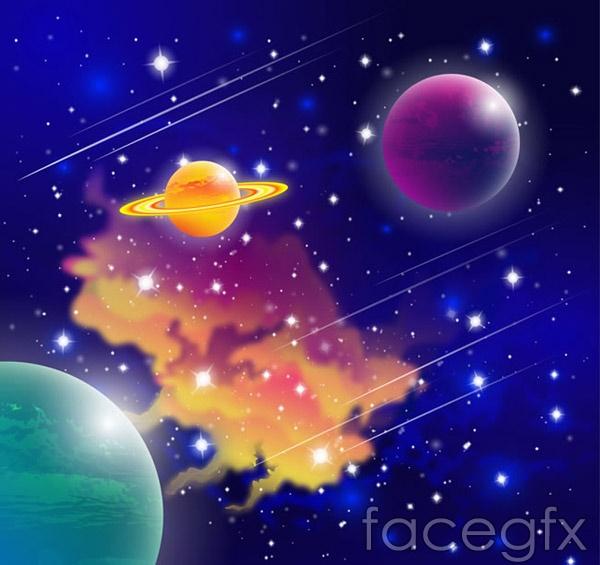Dream universe vector